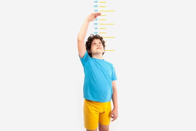Cách tăng chiều cao cho bé bằng chế độ dinh dưỡng