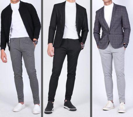Kinh nghiệm chọn mua áo khoác dành cho nam giới