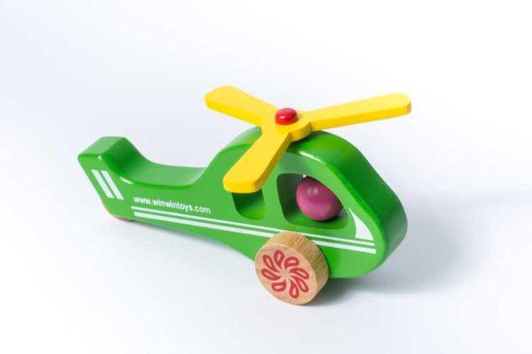 máy bay gỗ đồ chơi