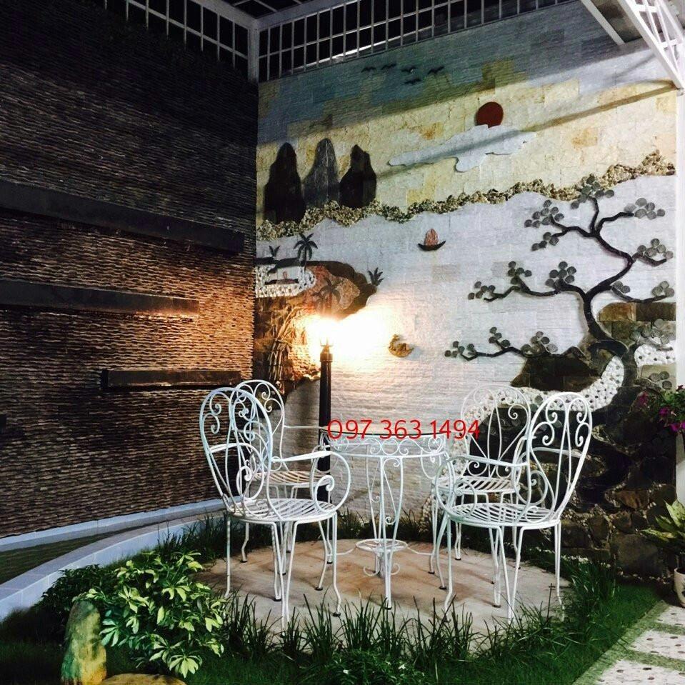 Tiêu chí lựa chọn bộ bàn ghế có tay sân vườn
