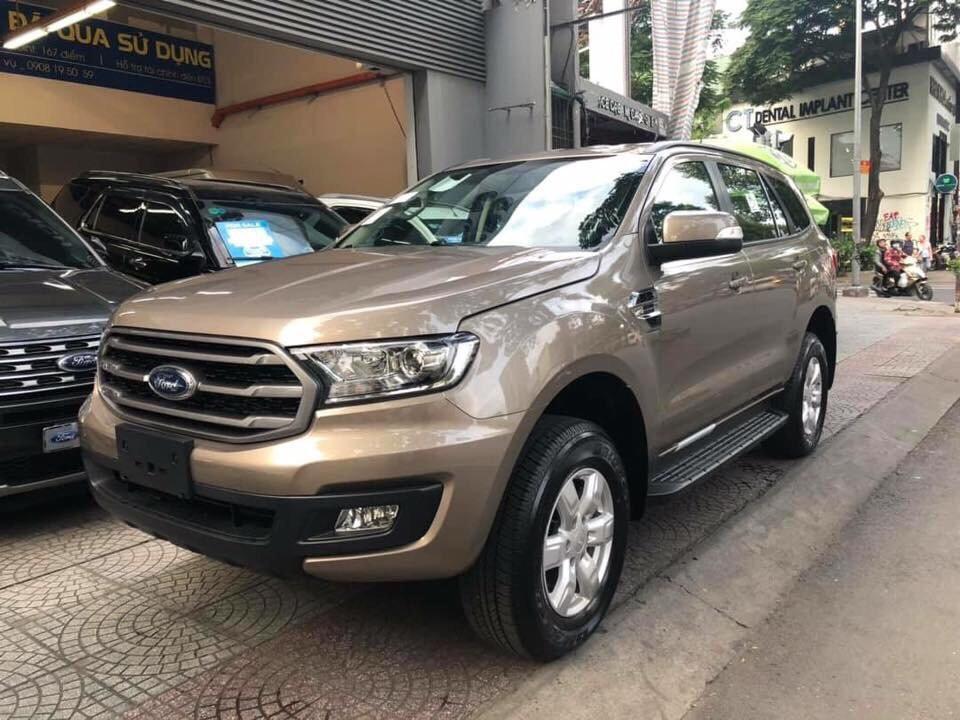 Đánh giá sơ bộ Ford Everest 2019
