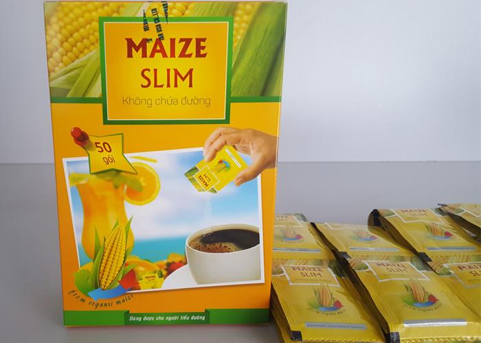Thực phẩm hỗ trợ tiêu hóa không chứa đường MAIZE SLIM