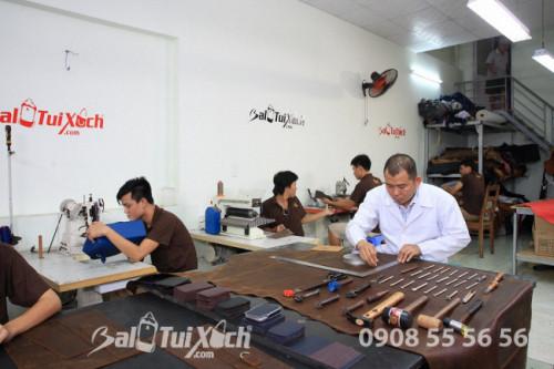 Thiết kế trưởng cho sản phẩm gia công da tại BaloTuiXach