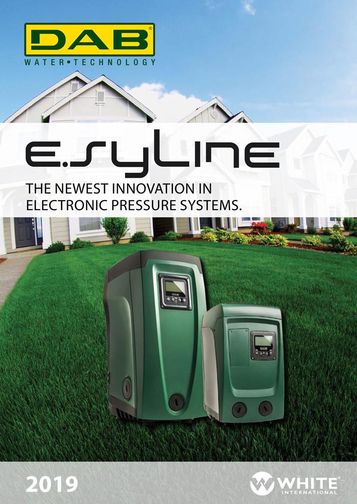 Tiết kiệm năng lượng và tiền bạc khi sở hữu máy bơm tăng áp biến tần Esybox DAB