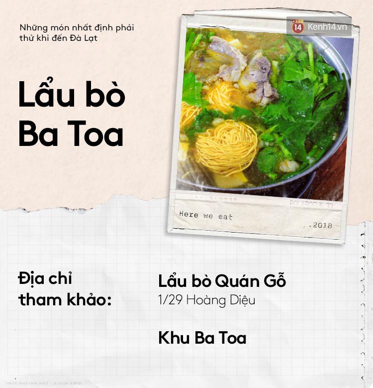 Đừng hỏi đến Đà Lạt ăn gì nữa, có một list cực dài cho bạn đây rồi! - Ảnh 6.-du-lich-da-lat-an-toi-o-dau-ngon-re uyenkhangvilla dalat