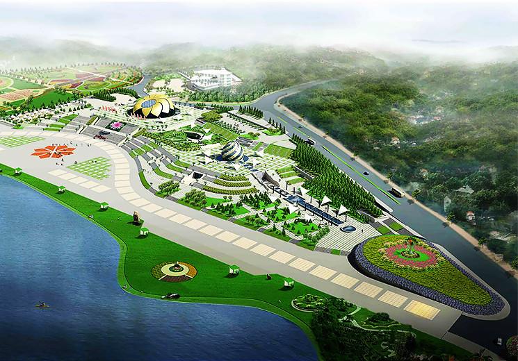 Quảng trường Lâm Viên ở Đà Lạt - Nụ hoa Atiso khổng lồ giữa lòng Đà Lạt