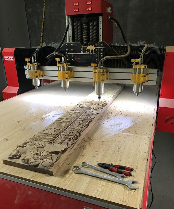 Đầu tư máy khắc gỗ cnc tại Thái Bình