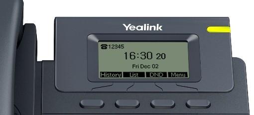 Hướng dẫn cấu hình đầu số FPT trên điện thoại Yealink