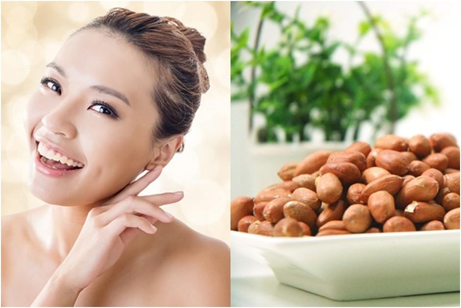 10 lợi ích làm đẹp tuyệt vời của đậu phộng cho da và tóc