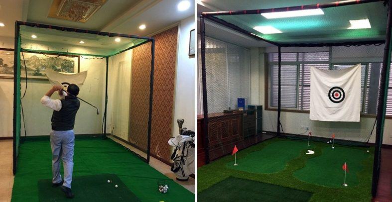 Tổng hợp những thiết bị golf cần thiết cho người mới chơi