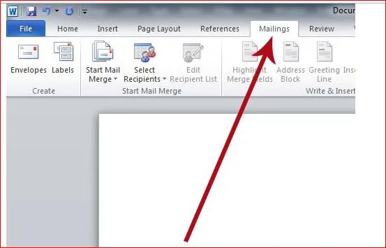 Cách in tem nhãn Decal Tomy A4 bằng Word, Excel(4)