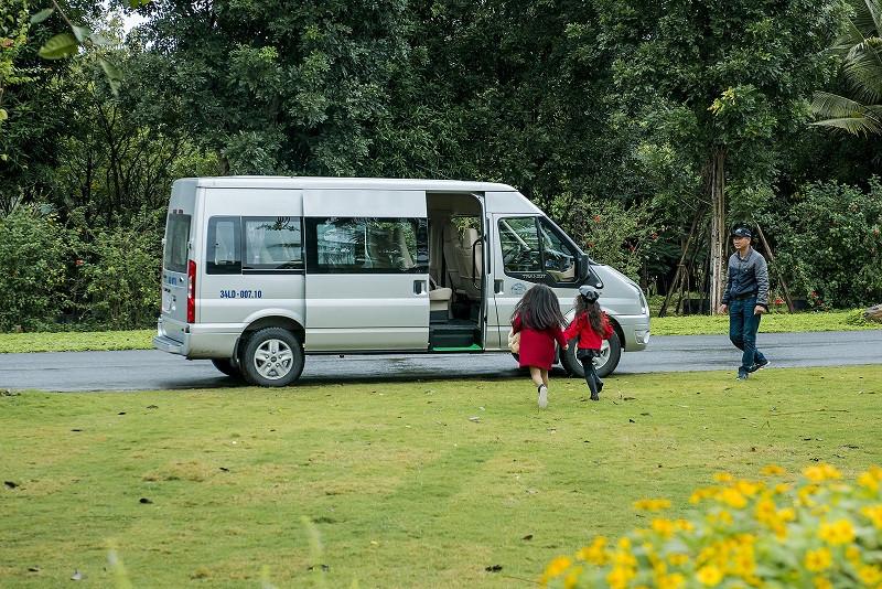 Những ưu thế của Ford Transit trong dòng xe cho doanh nghiệp