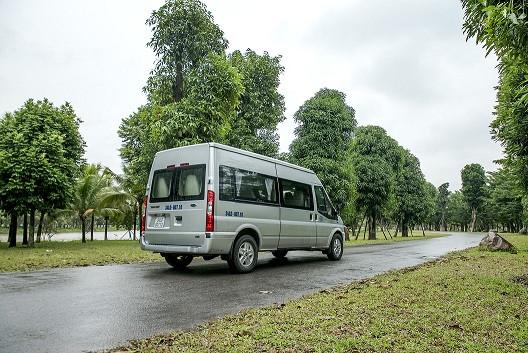 Những ưu thế của Ford Transit trong dòng xe cho doanh nghiệp (1)