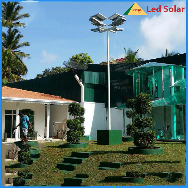 Đèn tích điện năng lượng mặt trời là gì?(1)