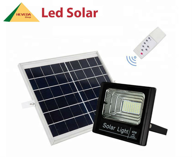 Đèn pha Led năng lượng mặt trời là đèn gì?