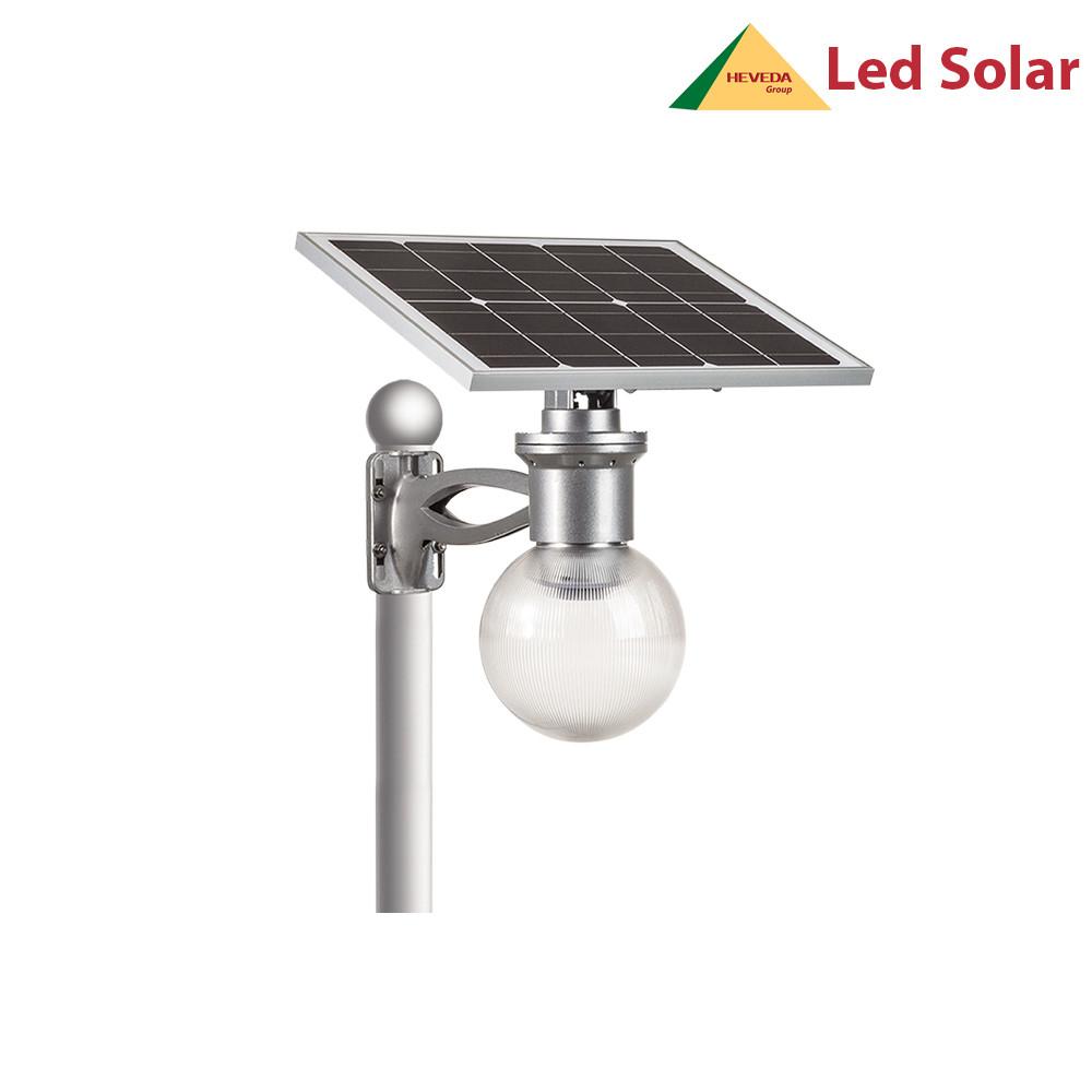 Các bước lắp đặt đèn năng lượng mặt trời đơn giản