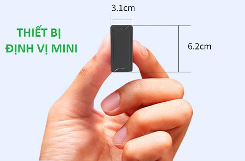Thiết bị định vị mini siêu nhỏ.
