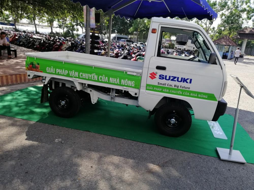 Suzuki truck tiện lợi hợp lý và nhỏ gọn