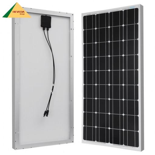 Tấm pin Solar LaLaHa 100W Mono PERC