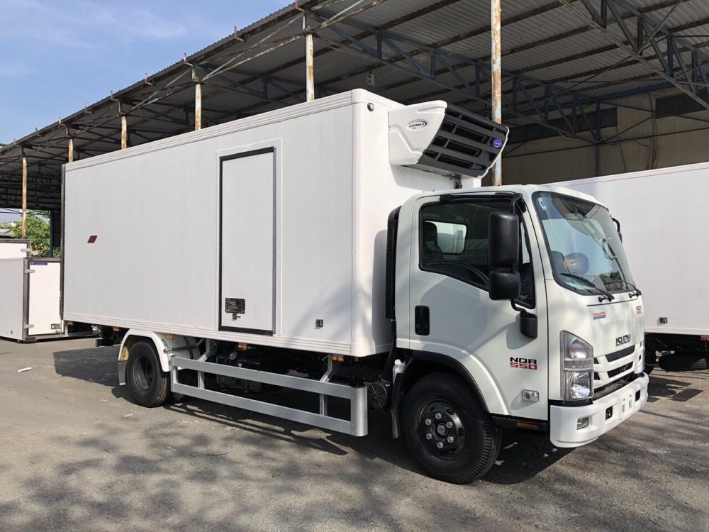 Mua xe tải Isuzu giá tốt ở đâu?
