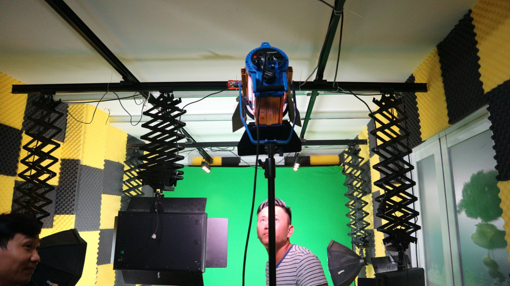 Cho thuê Studio chụp ảnh và quay video hiện đại(1)