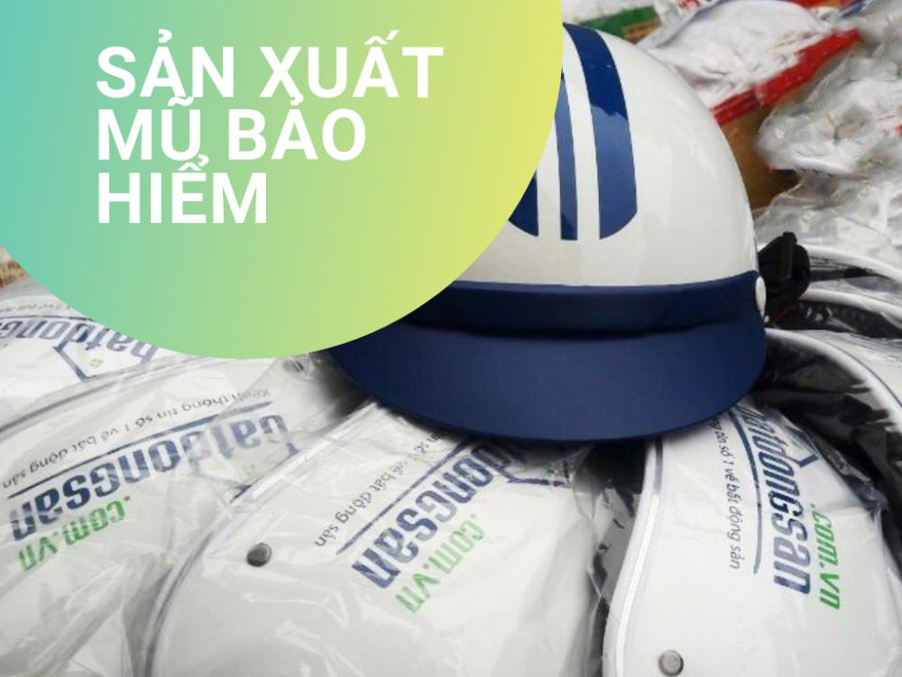 Xưởng sản xuất mũ bảo hiểm Limac