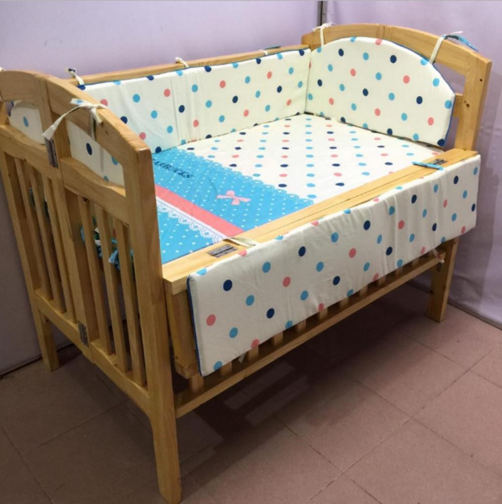 Cách chọn nôi, giường cũi , cũi gỗ cho em bé
