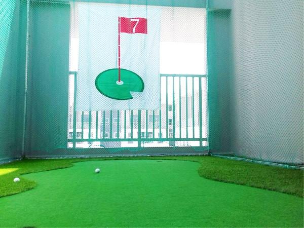 Các thiết bị golf tại nhà không thể không đủ
