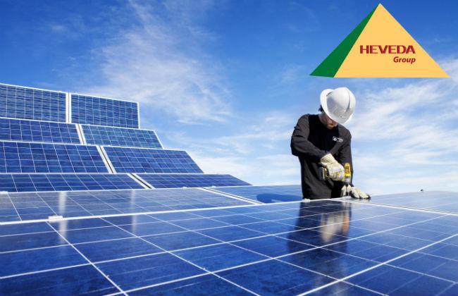 Cách lắp đặt hệ thống pin năng lượng mặt trời