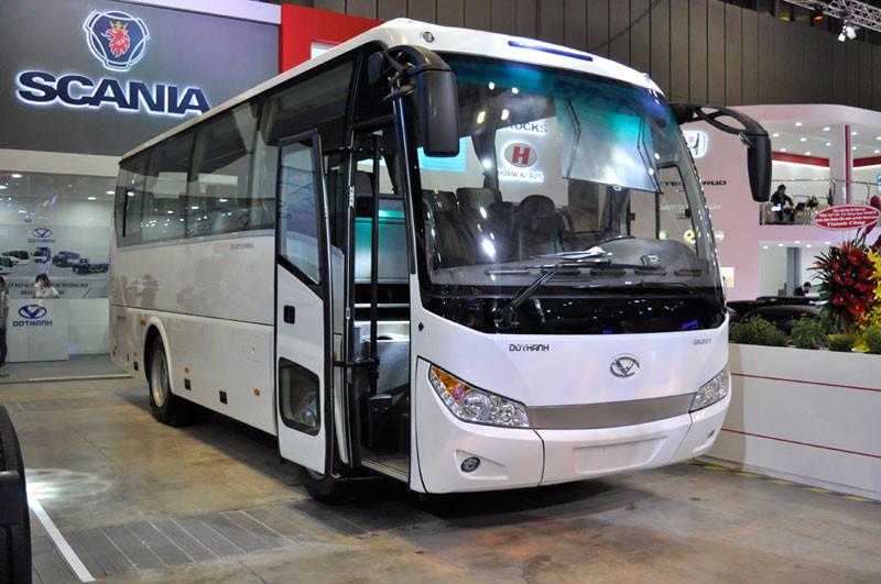 Giới thiệu xe khách 30 chổ Đô Thành