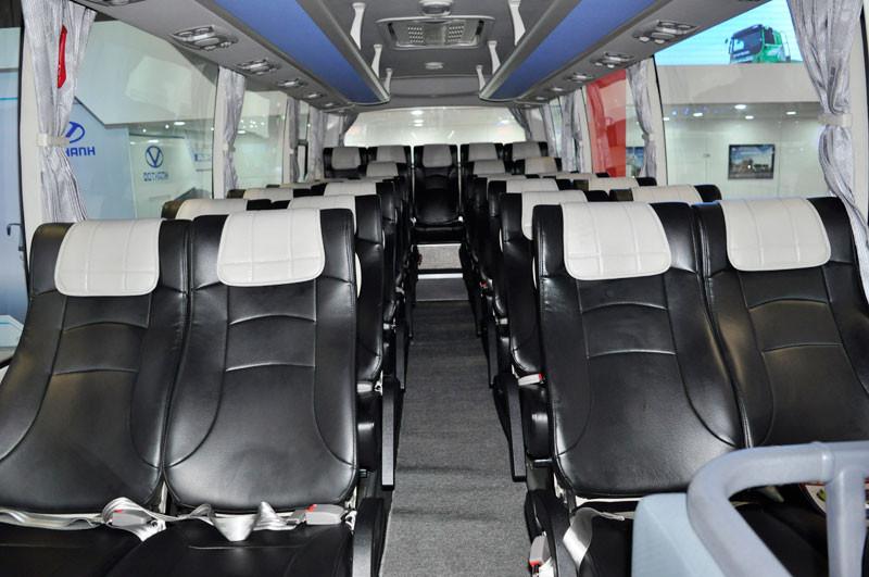 nội thất xe khách 30 chổ Đô Thành