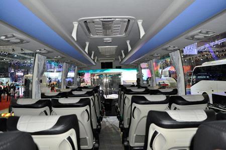 nội thất xe khách 30 chổ Đô Thành(2)