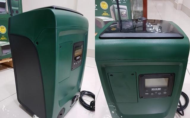 Máy bơm tăng áp E.sybox mini 1.07 HP