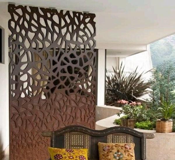 Phong cách hiện đại từ vách ngăn CNC bằng gỗ đẹp(1)