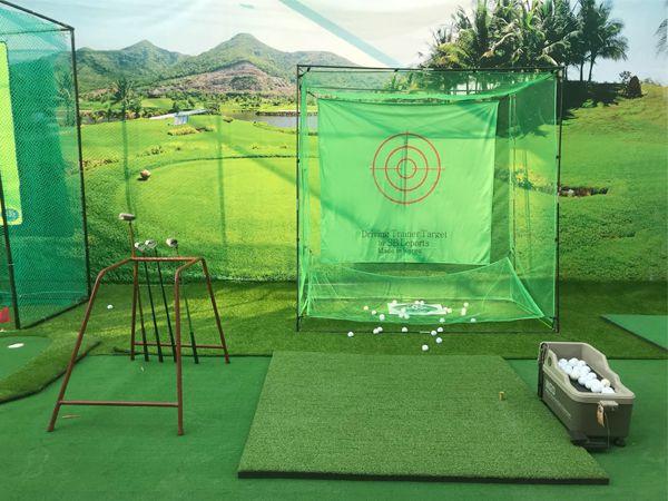 các thiết bị sân tập golf tại nhà không thể thiếu(2)