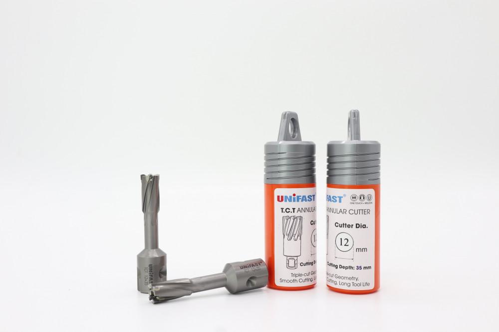 Mũi khoan từ Ø12-22mm khoan sâu 35mm thương hiệu Unifast
