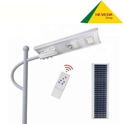 Đèn đường năng lượng mặt trời 100W HSA