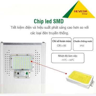 Đèn đường năng lượng mặt trời 100W HSA(1)
