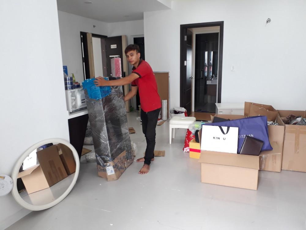 Dịch vụ chuyển nhà trọn gói chuyên nghiệp Quận 5