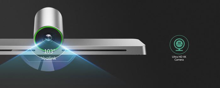 Review thiết bị hội nghị truyền hình thông minh Yealink VC200(1)