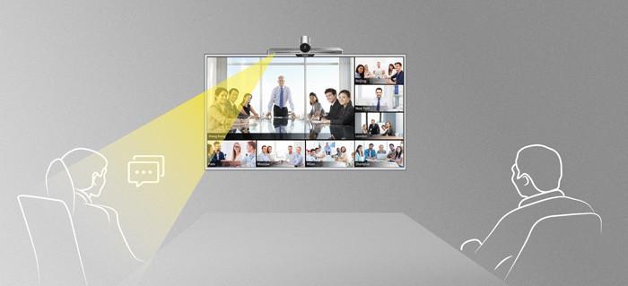 Review thiết bị hội nghị truyền hình thông minh Yealink VC200(2)