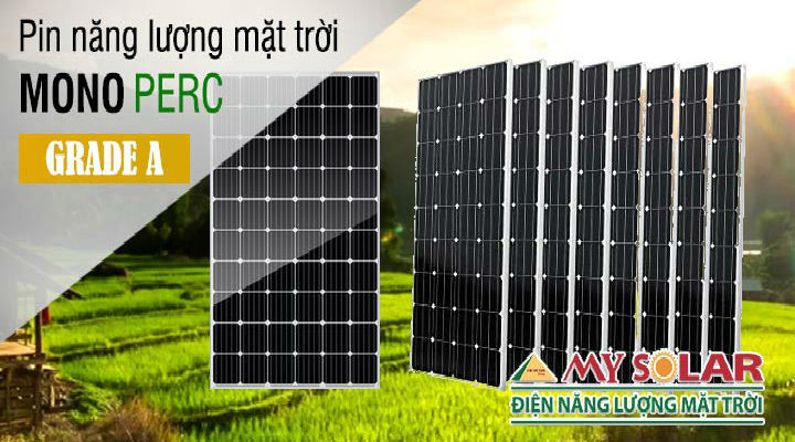 Ưu điểm vượt trội của pin mặt trời PERC
