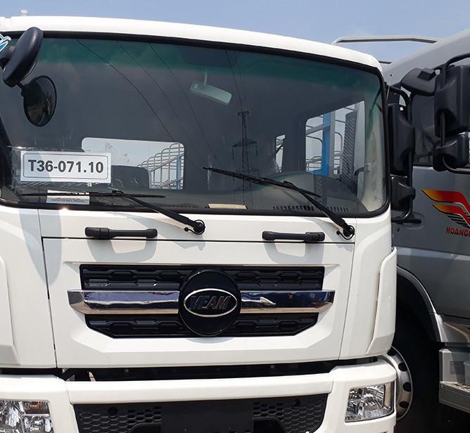 Xe tải Veam 8 tấn VPT880 thùng dài 9m5(1)