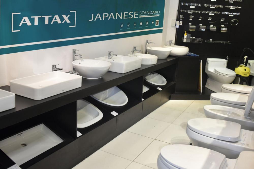 Thiết bị vệ sinh ATTAX đẳng cấp công nghệ Nhật Bản tìm đại lý, nhà phân phối toàn quốc