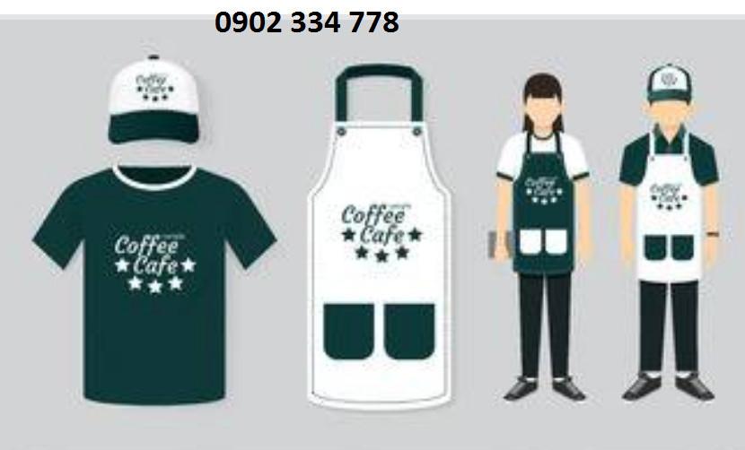 đồng phục quán cà phê