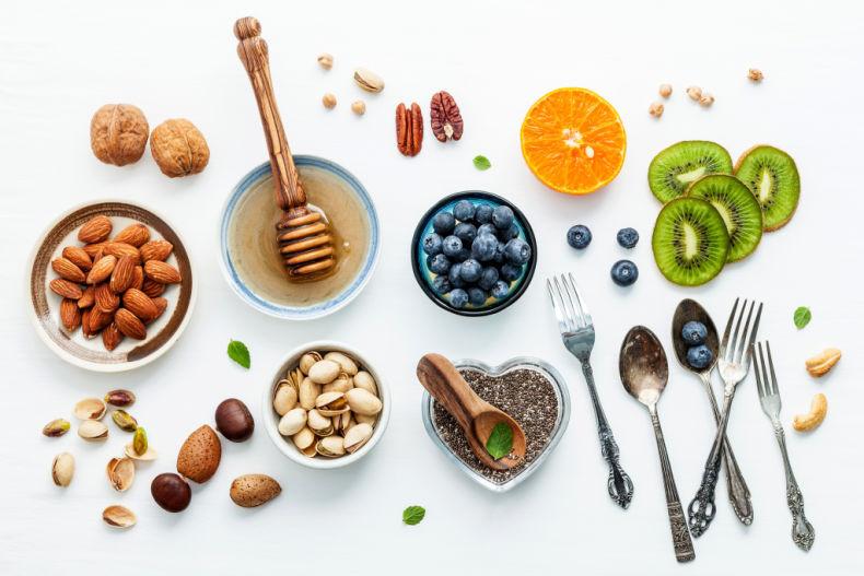Danh sách những món ăn nhẹ lành mạnh cho người luyện tập thể dục thể thao