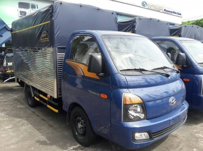 Bán xe Hyundai New Porter H150  1,5 tấn tại Cần Thơ