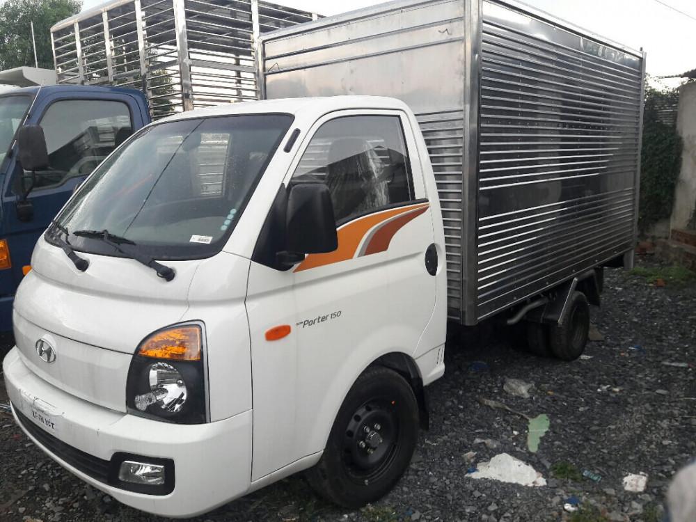 Hyundai H150 1.5 Tấn - Thùng kín sự lựa chọn chất lượng cho phân khúc xe tải nhẹ