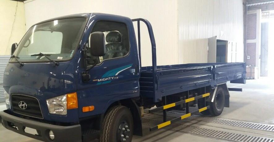 Xe Tải 7 tấn Hyundai 110s thùng lửng