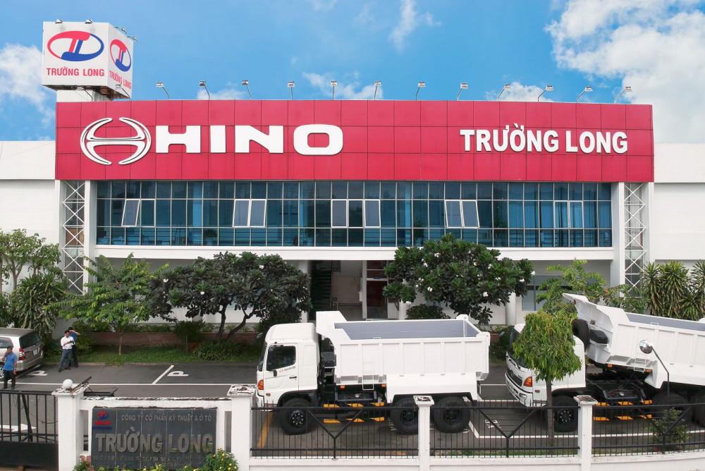 Công ty Cổ phần Kỹ thuật và Ô tô Trường Long (Hino Trường Long)